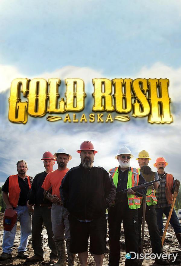 Gold Rush 11x10