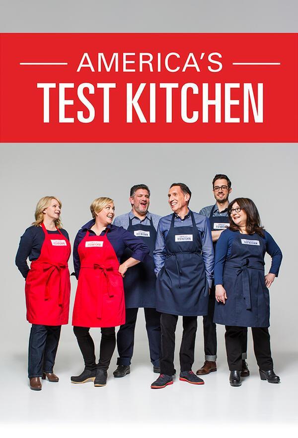 America's Test Kitchen 21x18