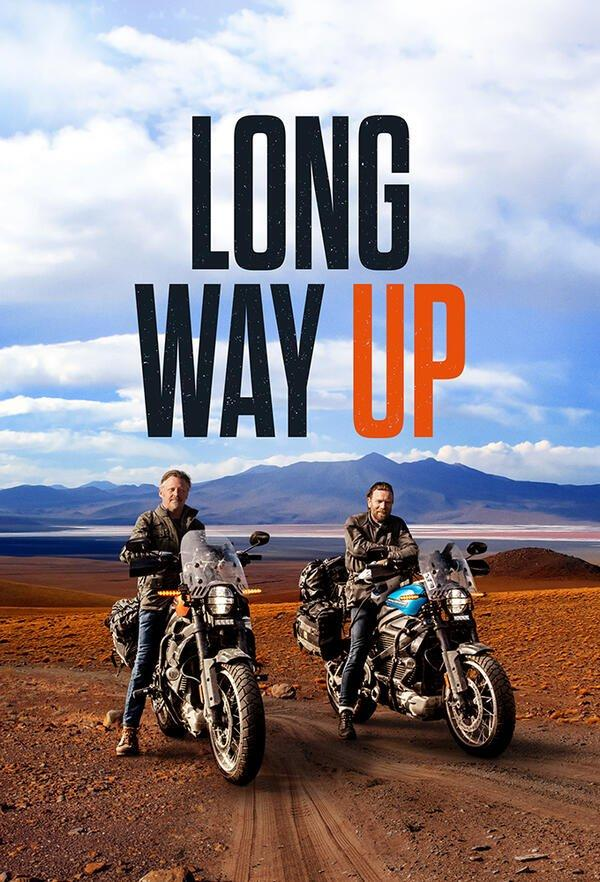 Long Way Up 1x09
