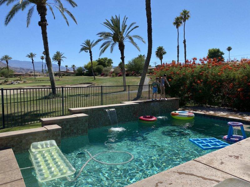 Palm Desert Getaway 🌴🌵