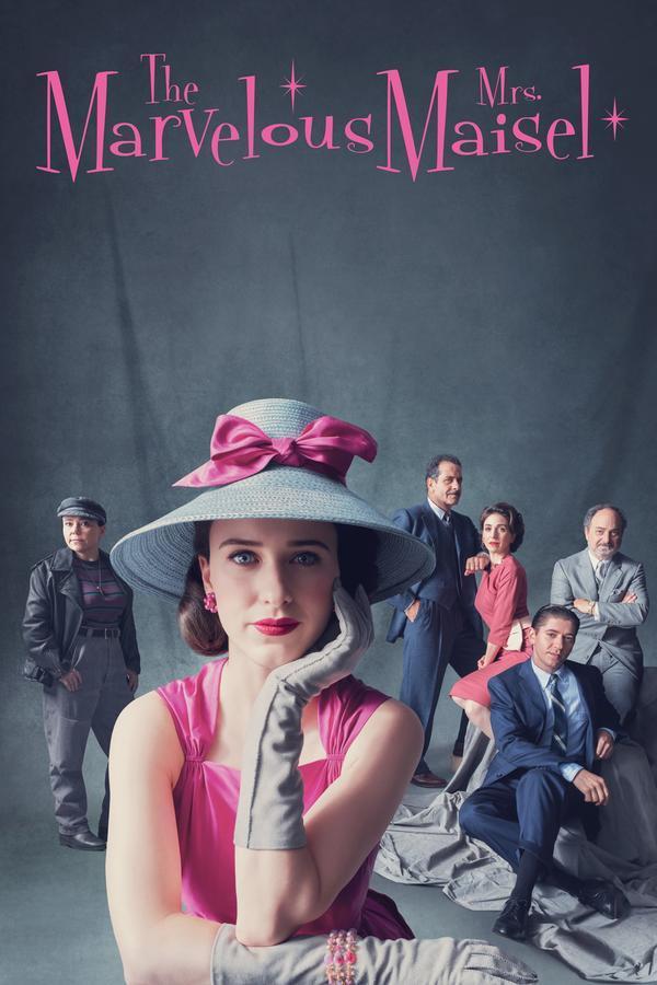 The Marvelous Mrs. Maisel 1x08