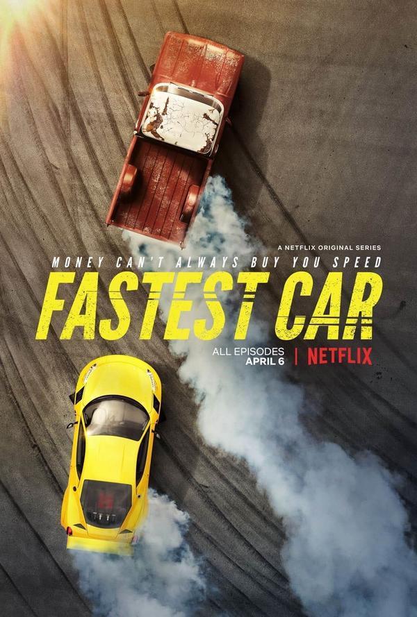 Fastest Car 2x04