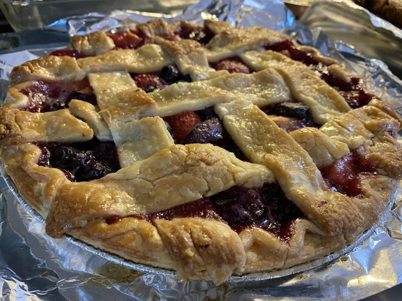 🥧 Fruit Pie
