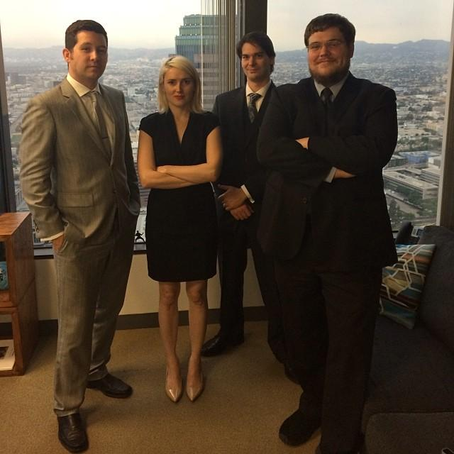 The Law Offices of LaCour, Bernard, Marsh, and Wodrich. #bespokesuit