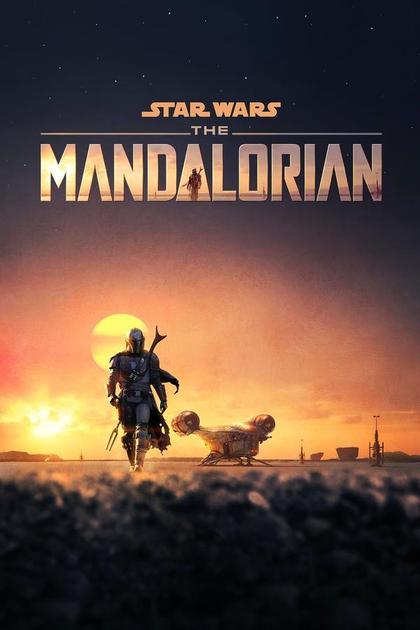 The Mandalorian 1x01
