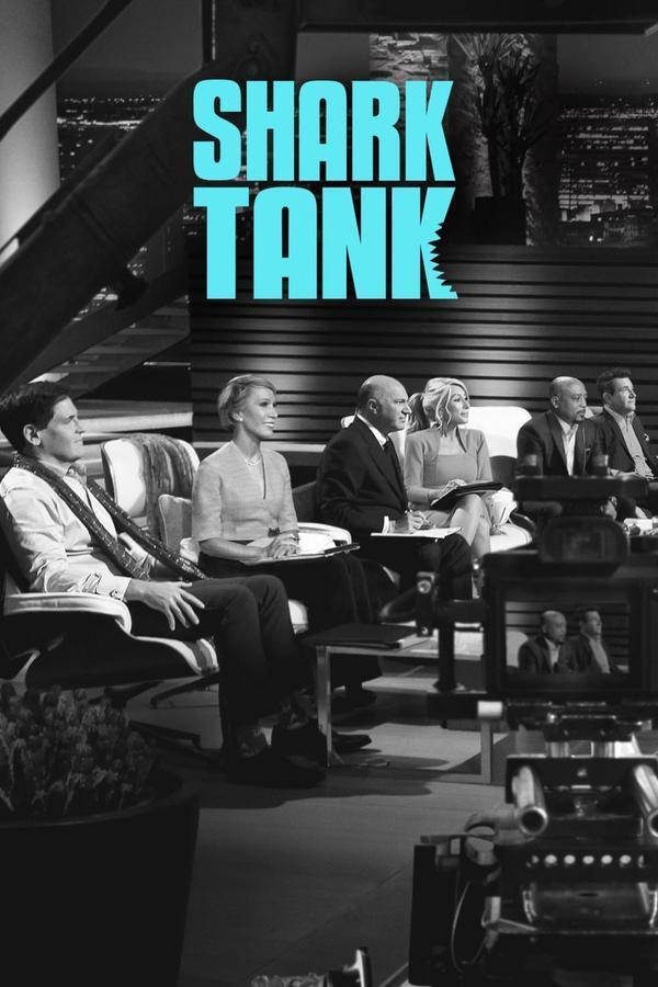 Shark Tank 11x14