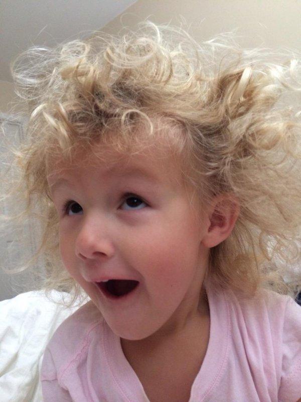 Hairsplosion!