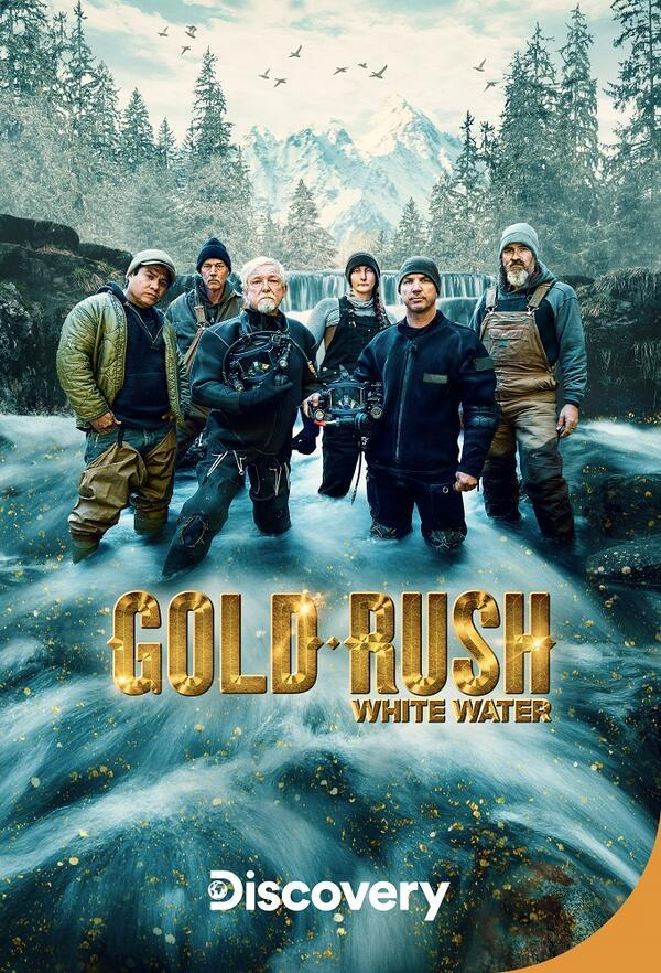 Gold Rush: White Water 4x12
