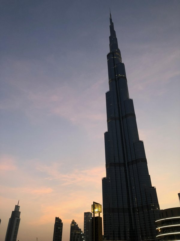 Three days in Dubai