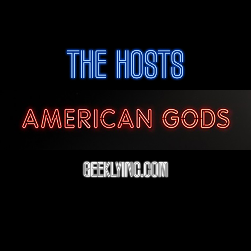 The Hosts – American Gods Episode 7 – A Prayer for Mad Sweeney