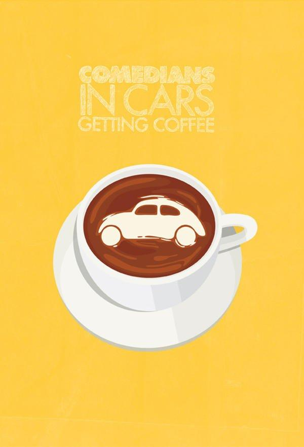 Comedians in Cars Getting Coffee 11x12