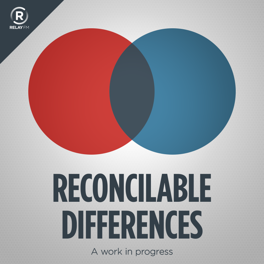 Reconcilable Differences 123: Squirrel List