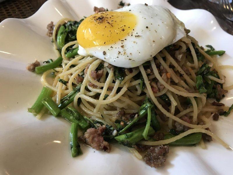 Tasty Sicilian Spaghetti