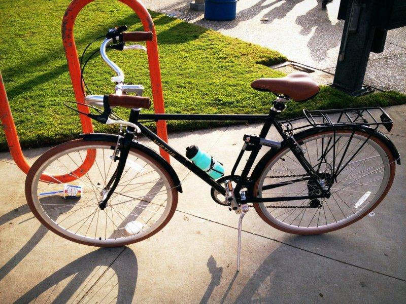 My new bike.