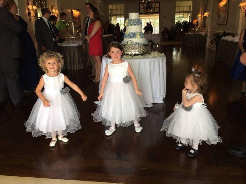 More wedding fun.