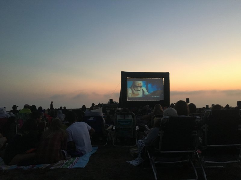 Star Wars in the Park!