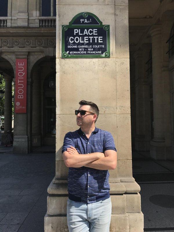 Place Colette ❤️