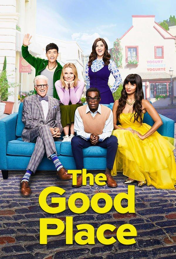 The Good Place 4x12