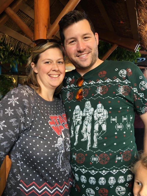 Star Wars Christmas!