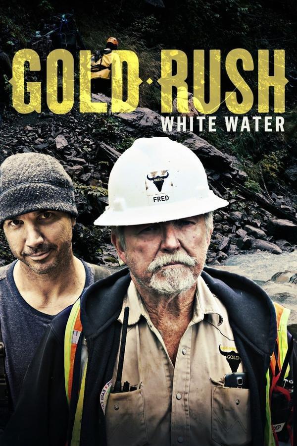 Gold Rush: White Water 3x01