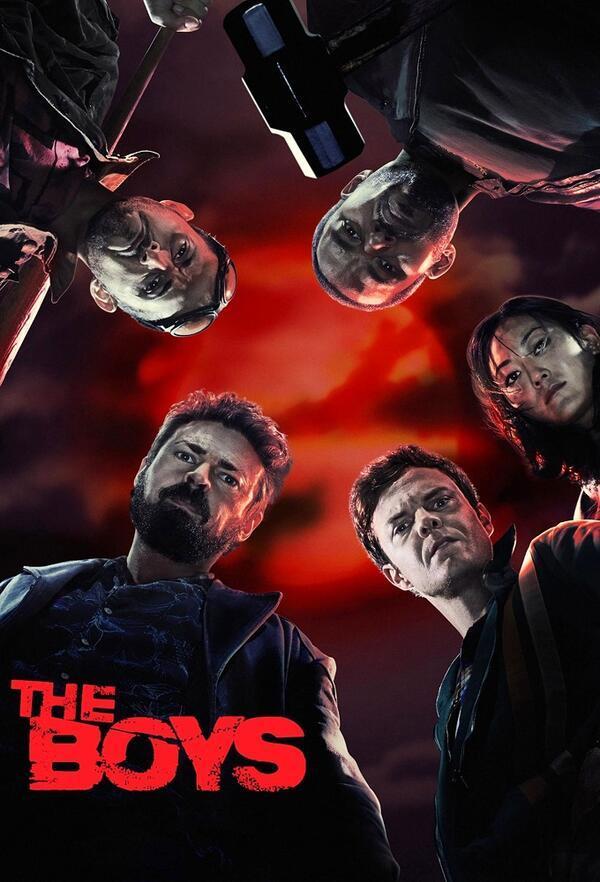 The Boys 1x07