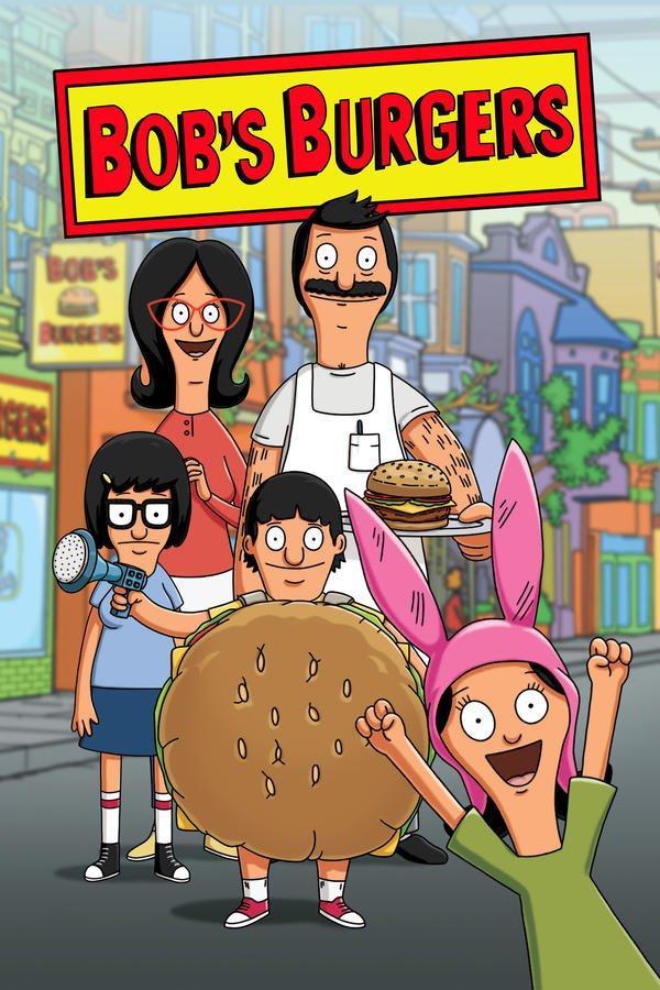 Bob's Burgers 11x13