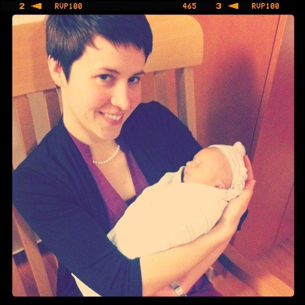 Auntie Rachel!