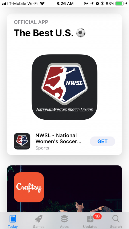 Troll level 💯, App Store! ⚽️