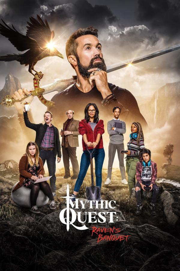 Mythic Quest: Raven's Banquet 1x01