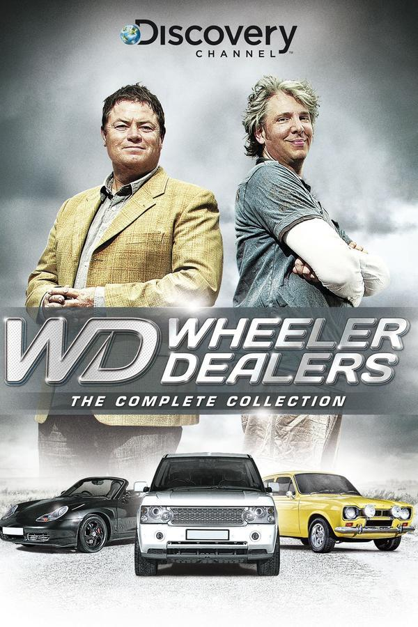 Wheeler Dealers 17x01