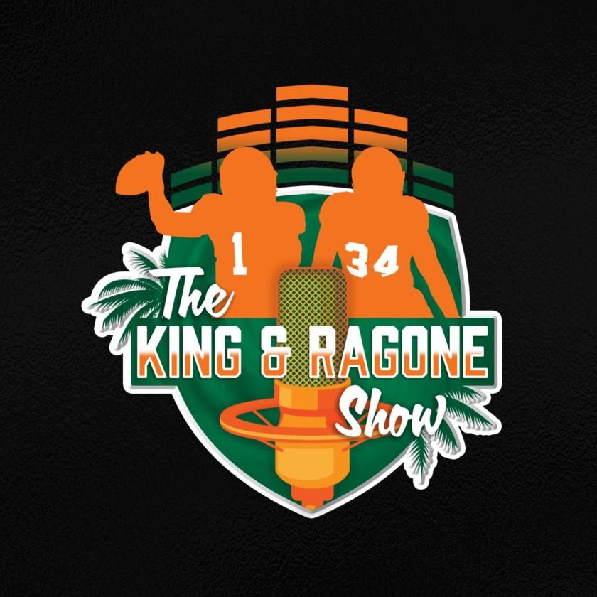 The King & Ragone Show Ep. 3 FT. D.J Williams