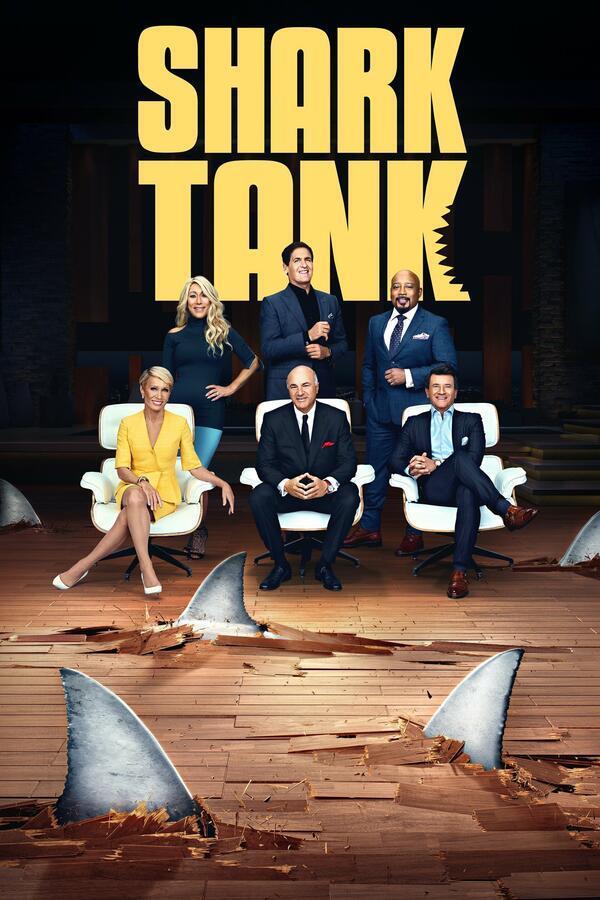 Shark Tank 12x17