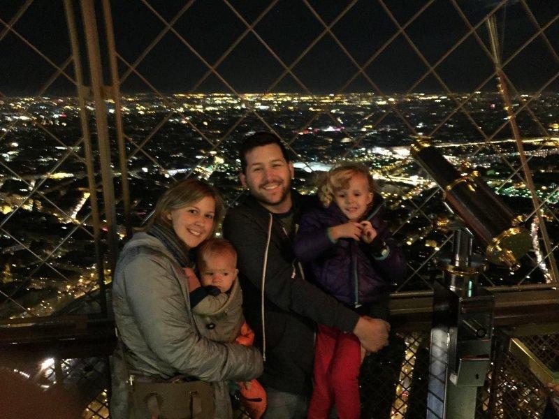Eiffel Tower fun.