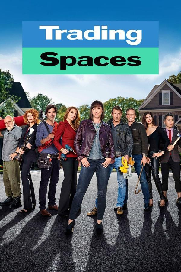 Trading Spaces 10x13