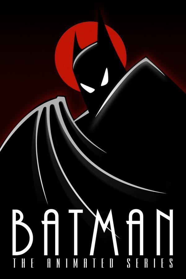Batman: The Animated Series 1x01