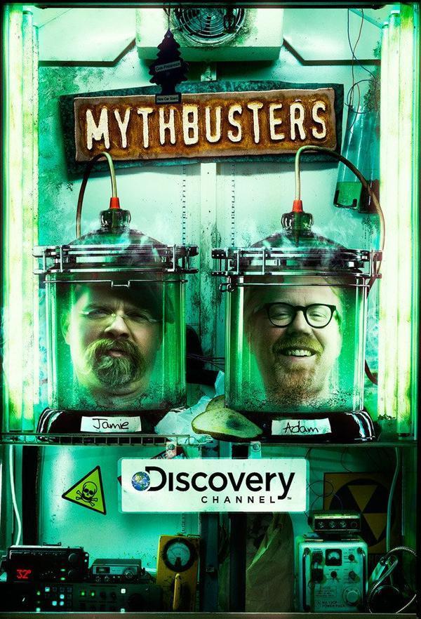 MythBusters 2018x08