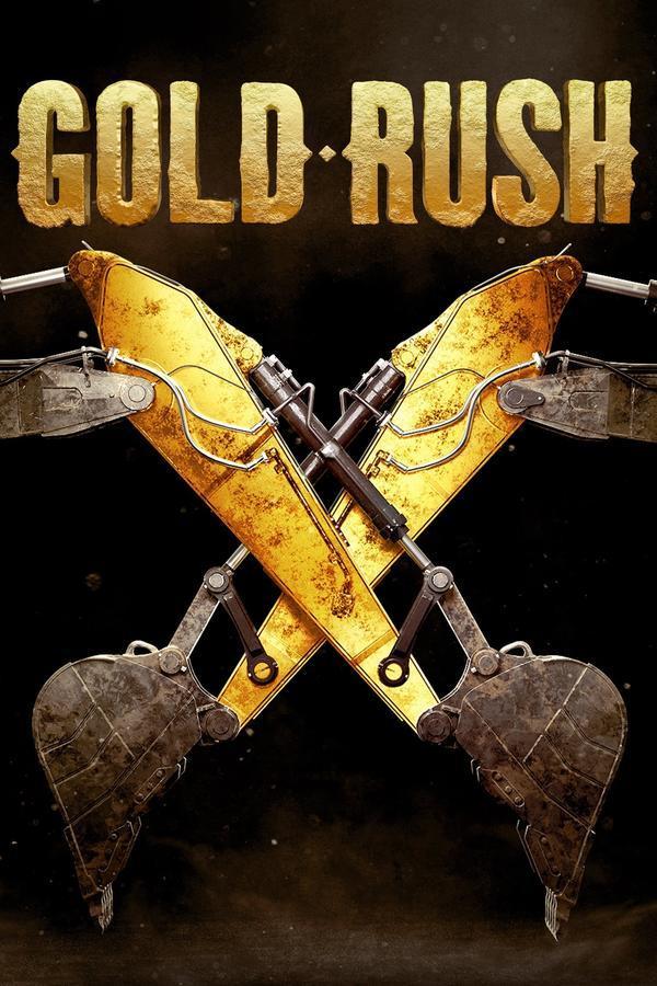 Gold Rush 10x17
