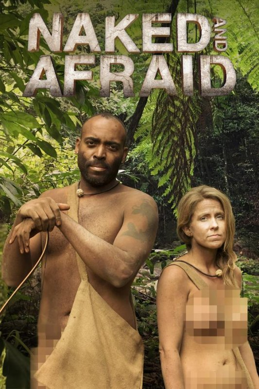 Naked And Afraid 10X11 -4425