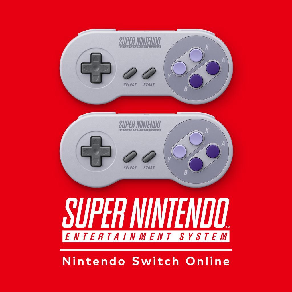 Super Nintendo Entertainment System - Nintendo Switch Online