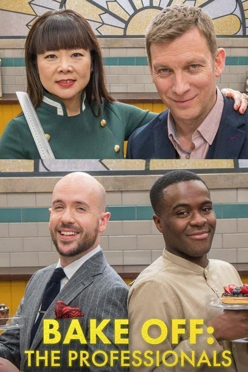 Bake Off: The Professionals 3x02