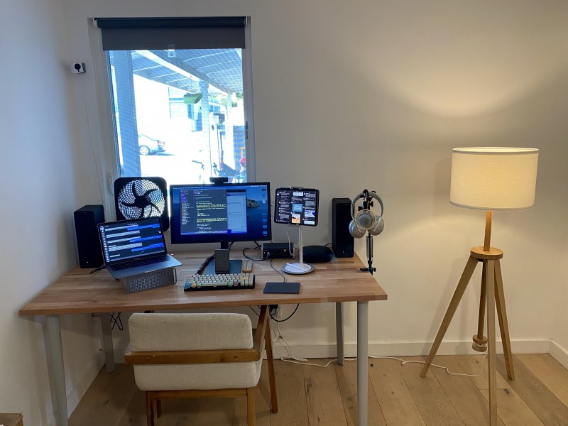 Home office upgrade 🏠👨💻