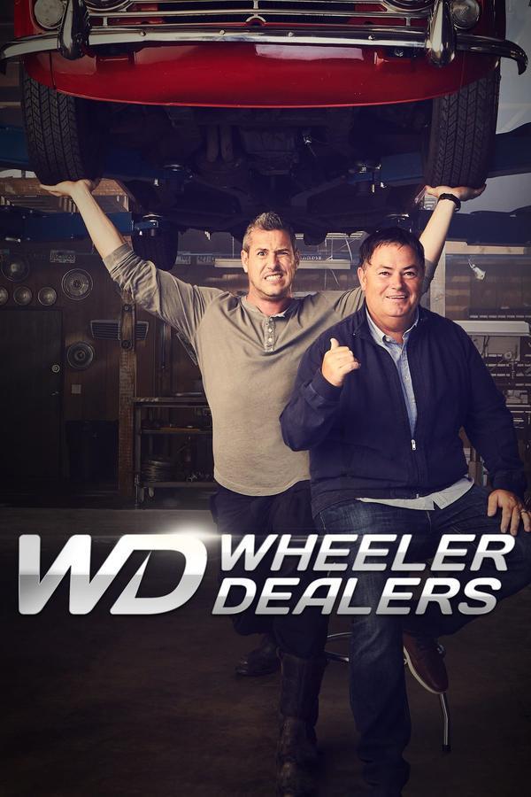 Wheeler Dealers 18x10