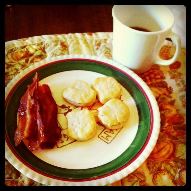 Breakfast. Mississippi style.