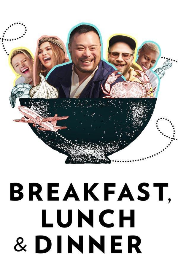 Breakfast, Lunch & Dinner 1x03