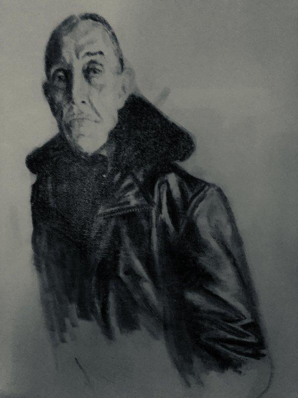 Wall sketch
