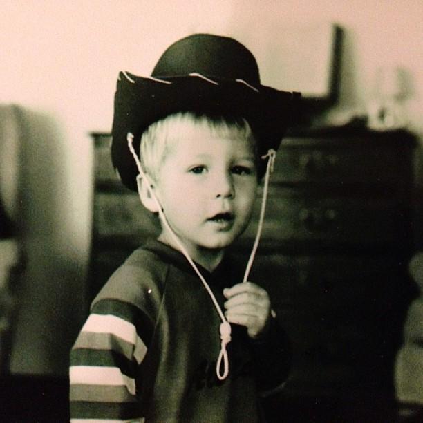 I've always been a bit of a cowboy.
