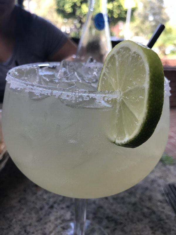 Enormous Margaritas!