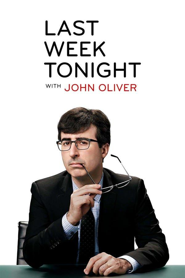 Last Week Tonight with John Oliver 8x09