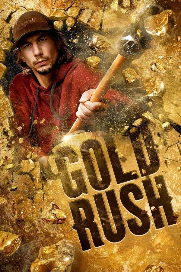 Gold Rush 9x18
