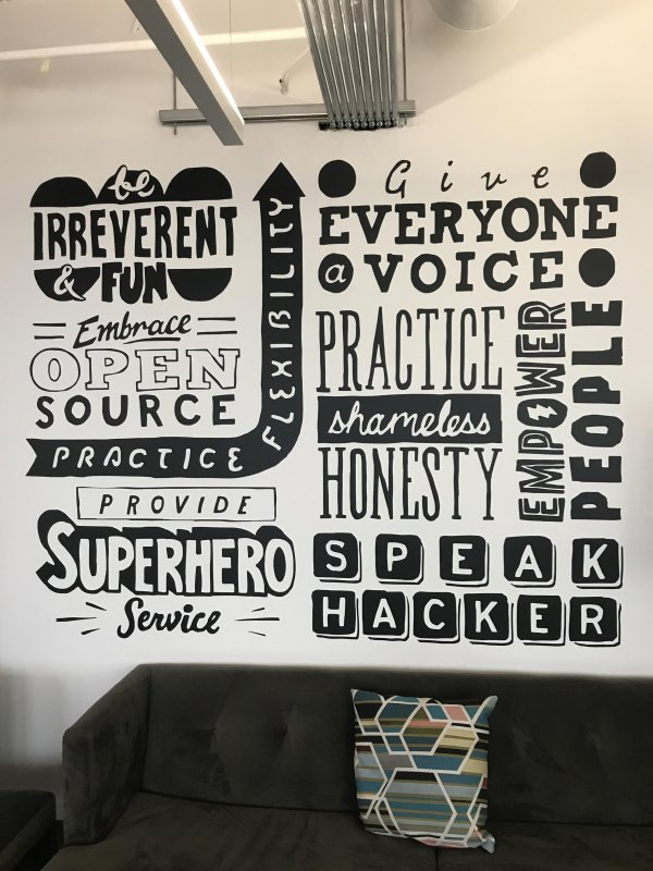 At @DreamHost, we take our core values seriously